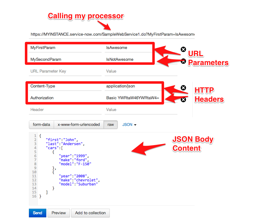Create your own REST-based ServiceNow Web Service | John Andersen