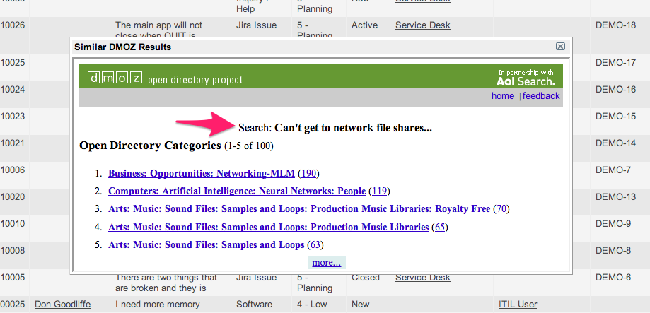 Show External Websites in a Dialog From ServiceNow Lists | John Andersen