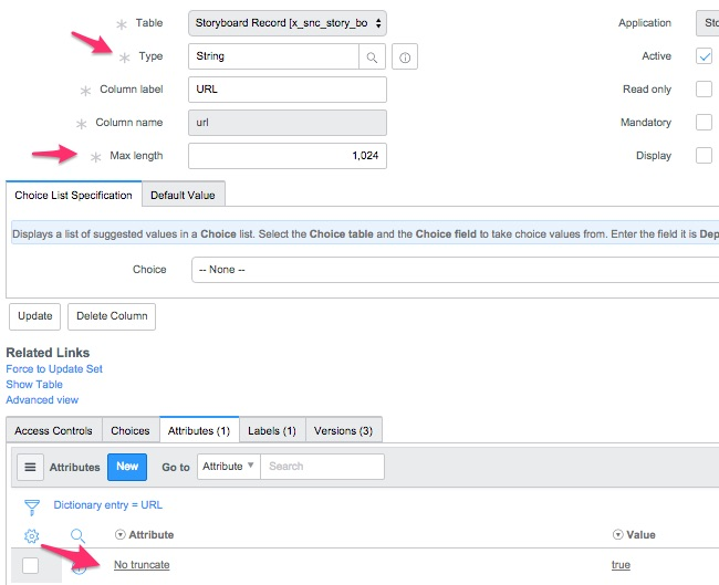 Making Linky-Lists in ServiceNow list views | John Andersen