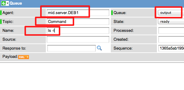 number field in servicenow